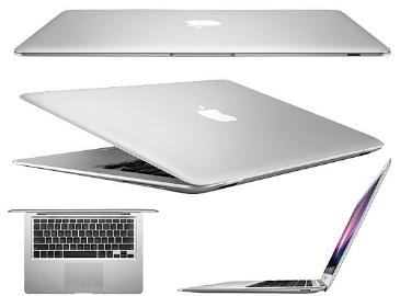 قیمت لپ تاپ آپل